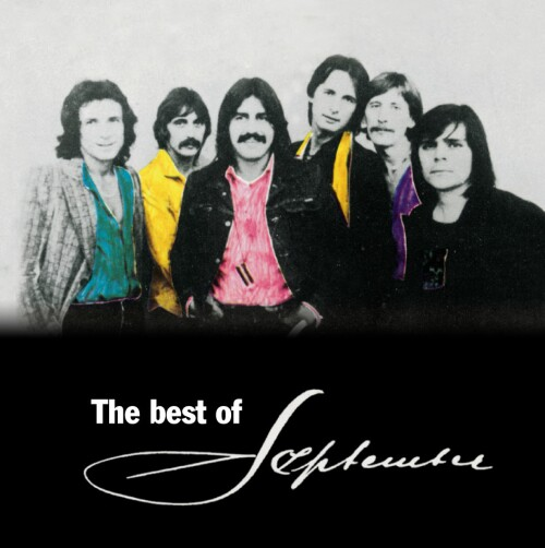 September - The Best Of September CD (album) cover