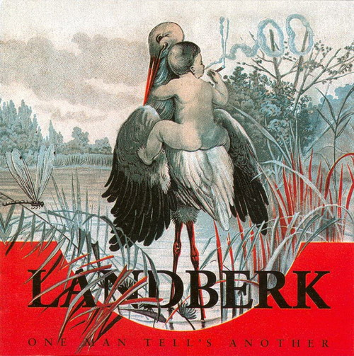 Landberk - One Man Tells Another  CD (album) cover