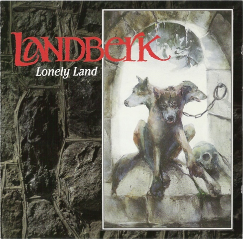 Landberk - Lonely Land  CD (album) cover