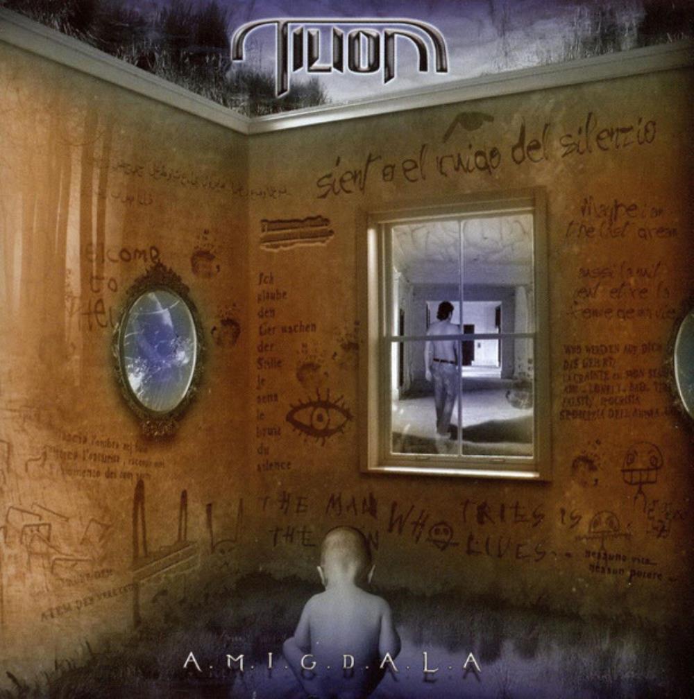 A.M.I.G.D.A.L.A. by TILION album cover