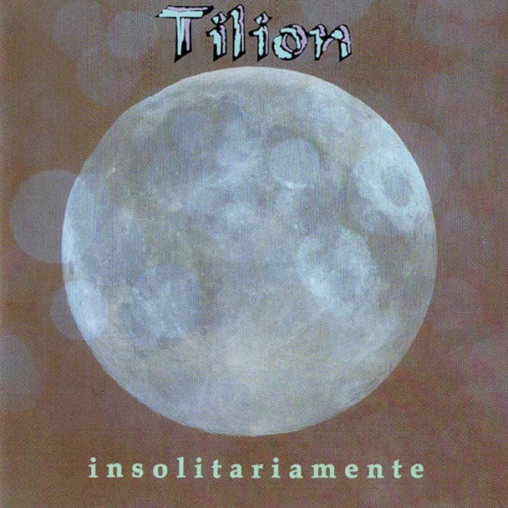 Tilion - Insolitariamente CD (album) cover