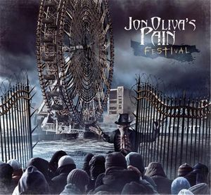 Festival by JON OLIVA'S PAIN album cover