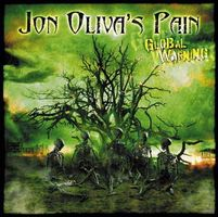 Jon Oliva's Pain - Global Warning CD (album) cover