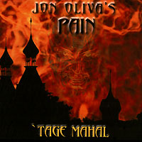 Jon Oliva's Pain - 'Tage Mahal CD (album) cover