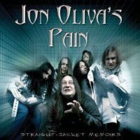 Straight-Jacket Memoirs by JON OLIVA'S PAIN album cover