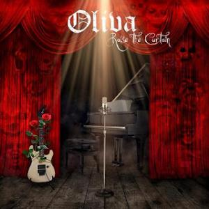 Oliva: Raise The Curtain by JON OLIVA'S PAIN album cover