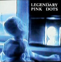 Legendary Pink Dots Under Glass album cover