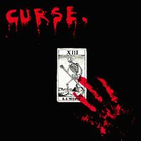 Curse by LEGENDARY PINK DOTS album cover