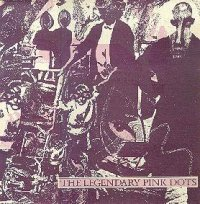 Legendary Pink Dots Curious Guy album cover