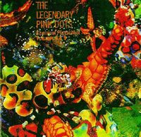 Legendary Pink Dots Chemical Playschool 8 + 9 album cover