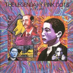 Legendary Pink Dots - Asylum CD (album) cover
