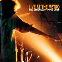 Legendary Pink Dots Live At The Metro album cover