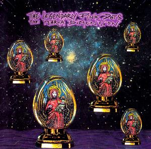 Legendary Pink Dots The Maria Dimension album cover