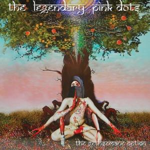 Legendary Pink Dots The Gethsemane Option album cover