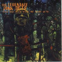 Legendary Pink Dots - From Here You'll Watch The World Go By CD (album) cover