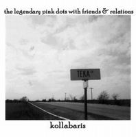 The Legendary Pink Dots Kollabaris album cover