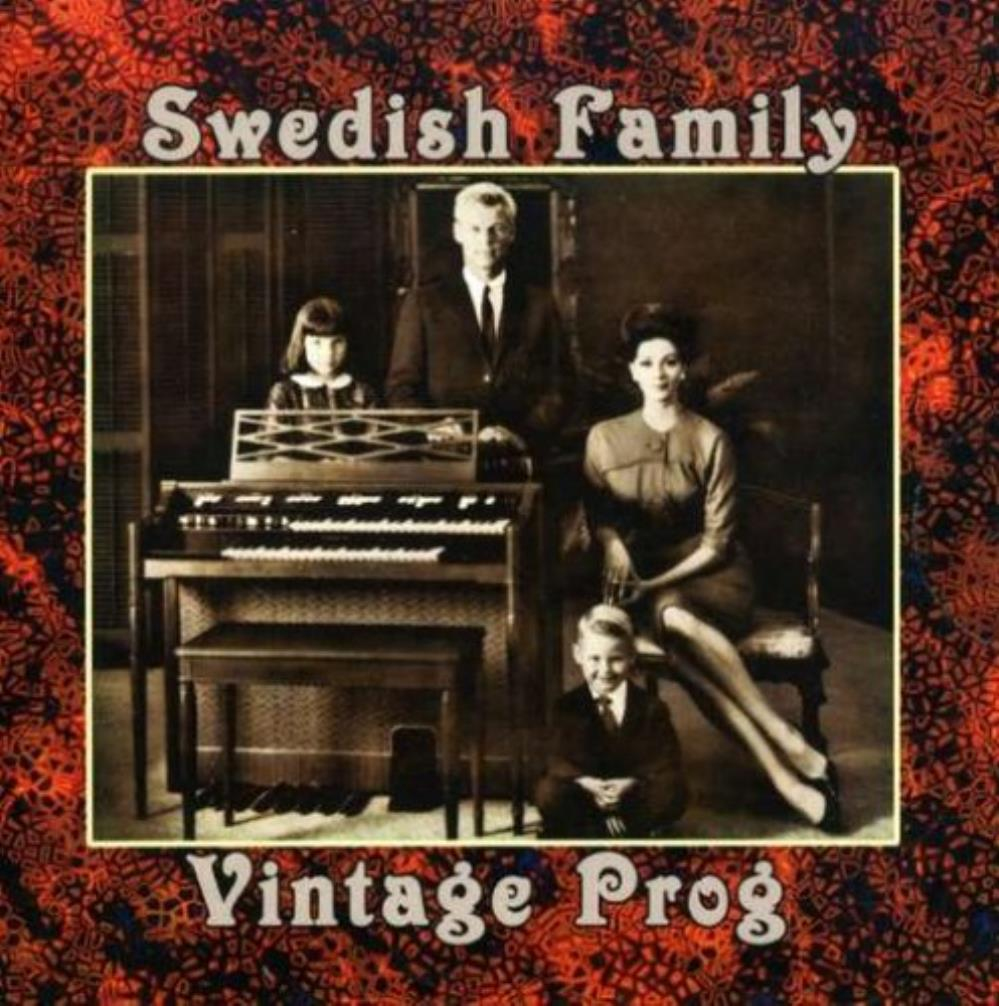 Vintage Prog by SWEDISH FAMILY album cover