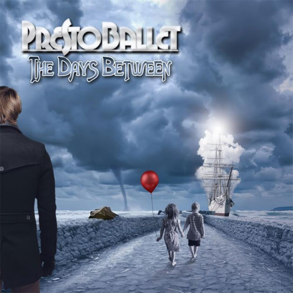 The Days Between by PRESTO BALLET album cover