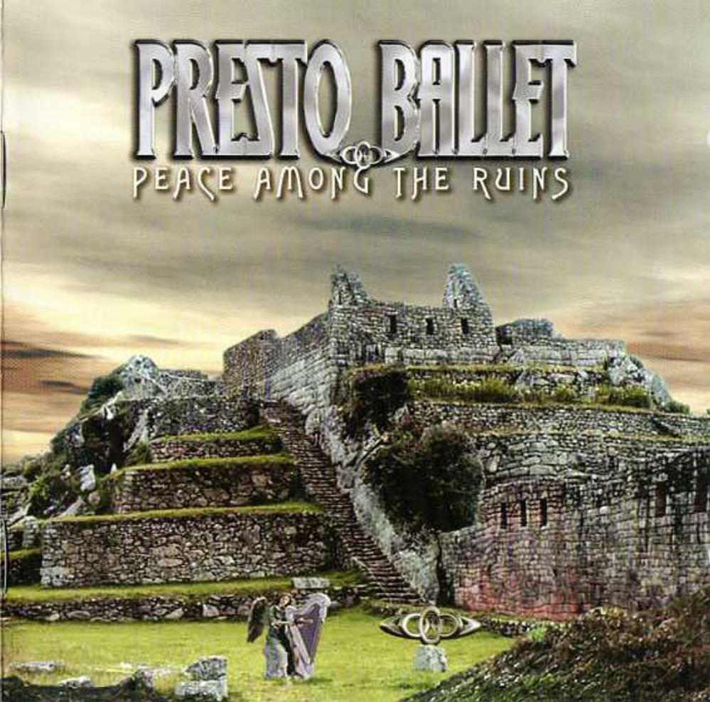 Presto Ballet - Peace Among The Ruins CD (album) cover