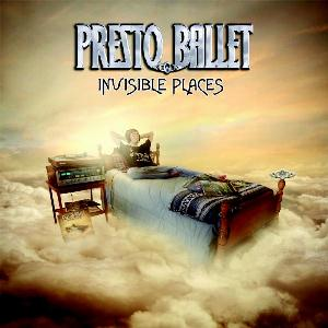 Presto Ballet - Invisible Places CD (album) cover