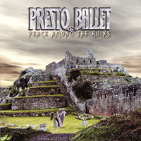 Presto Ballet Peace Among The Ruins album cover