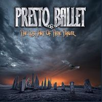 Presto Ballet - The Lost Art of Time Travel CD (album) cover