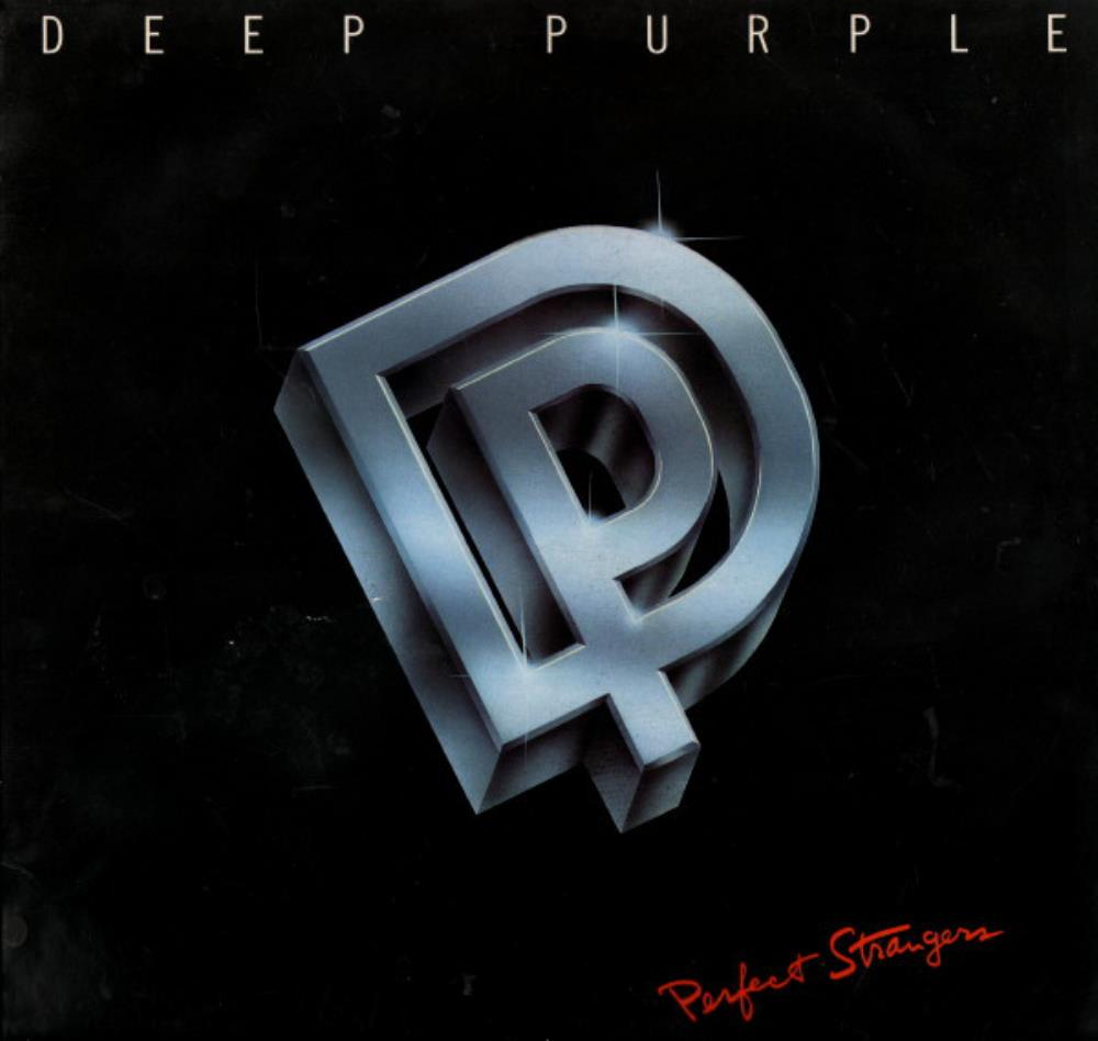 Deep Purple - Perfect Strangers CD (album) cover