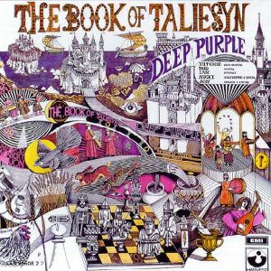 Deep Purple The Book of Taliesyn album cover