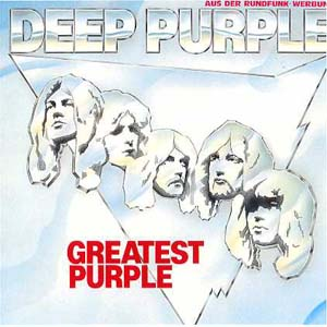 Deep Purple Greatest Purple album cover