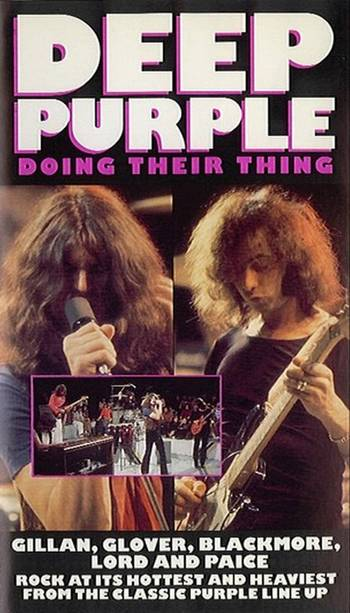 Deep Purple Doing Their Thing  album cover