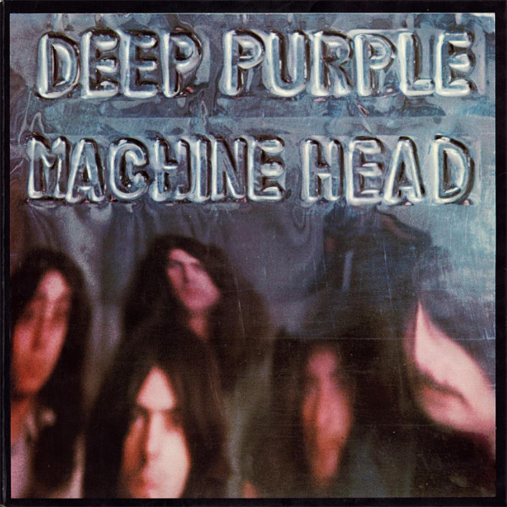Machine Head by DEEP PURPLE album cover
