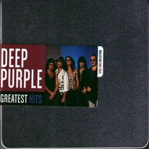 Deep Purple Greatest Hits (Steel Box Collection) album cover