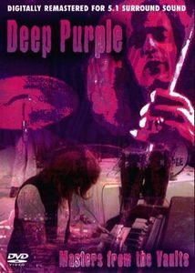 Deep Purple Masters From the Vaults album cover