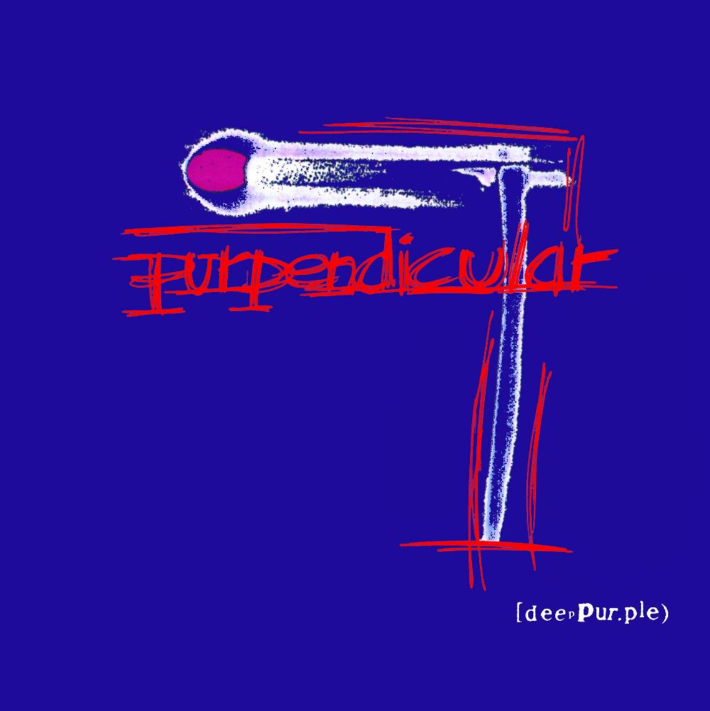 Purpendicular by DEEP PURPLE album cover