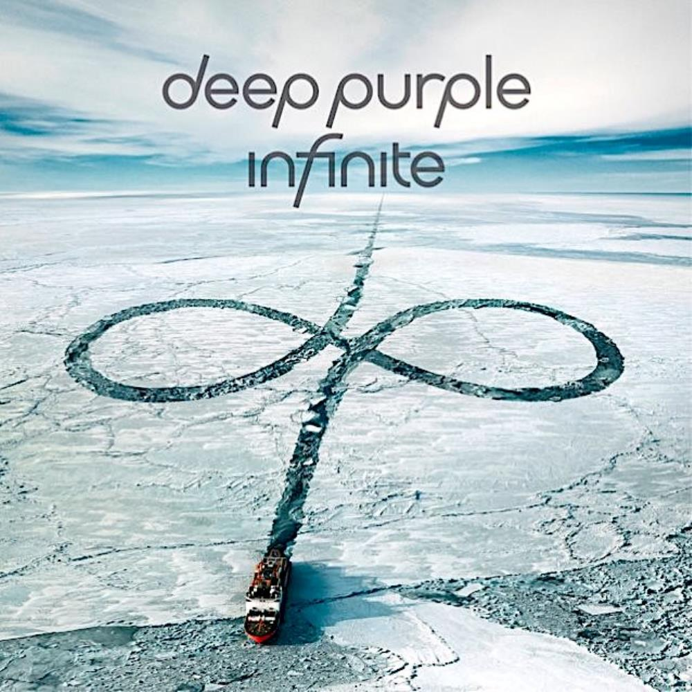 InFinite by DEEP PURPLE album cover