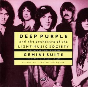 Deep Purple Gemini Suite album cover