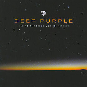 Deep Purple Live at Montreux and in Concert album cover