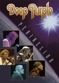 Deep Purple Perihelion album cover