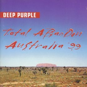 Deep Purple Total Abandon  album cover