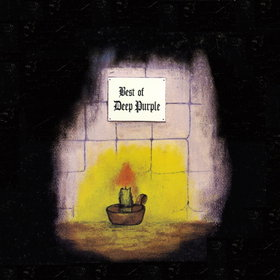 Deep Purple Best of Deep Purple album cover