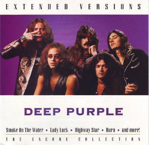 Deep Purple Extended Versions  album cover