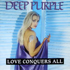 Deep Purple Love Conquers All album cover