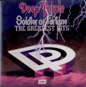 Deep Purple Soldier of Fortune: The Greatest Hits album cover