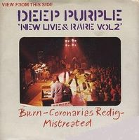 Deep Purple New Live & Rare Vol. 2 album cover