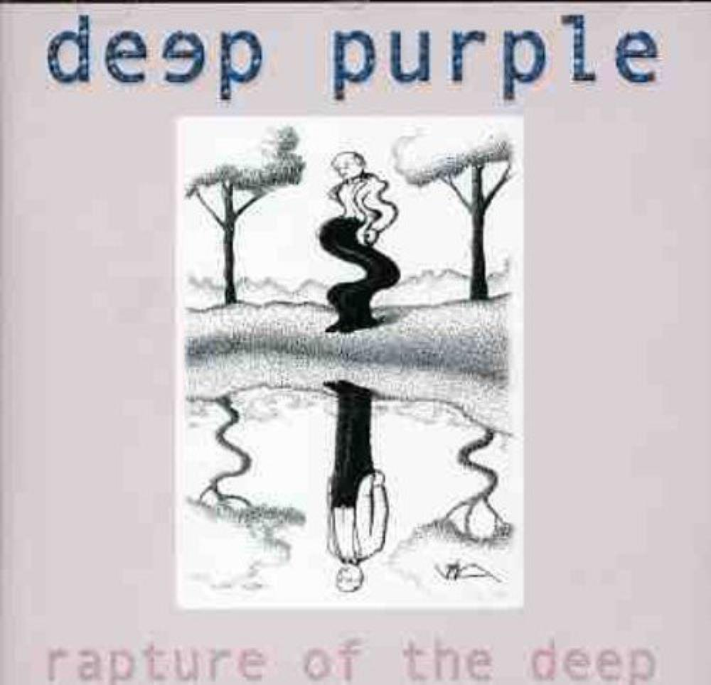 Deep Purple - Rapture Of The Deep CD (album) cover