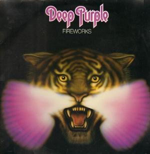 Deep Purple Fireworks  album cover