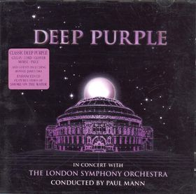 Deep Purple In Concert With the London Symphony Orchestra album cover