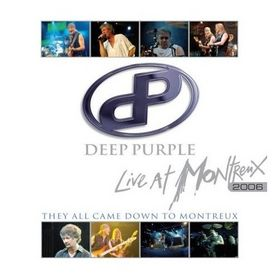Deep Purple Live at Montreux 2006 album cover