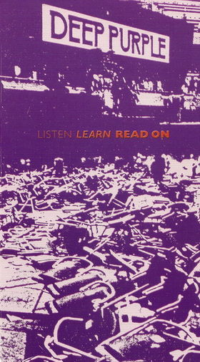 Deep Purple Listen Learn Read On album cover