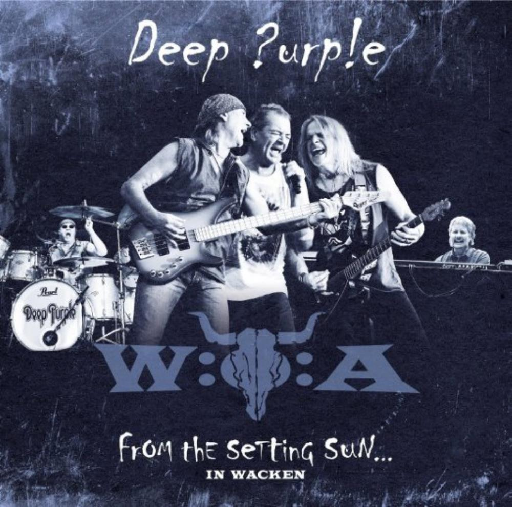 Deep Purple From the Setting Sun... (In Wacken) album cover